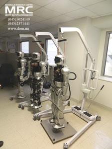 роботы HUBO в лаборатори