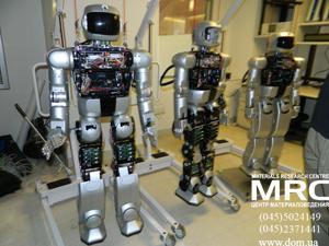 роботы HUBO, аккууляторы для роботов