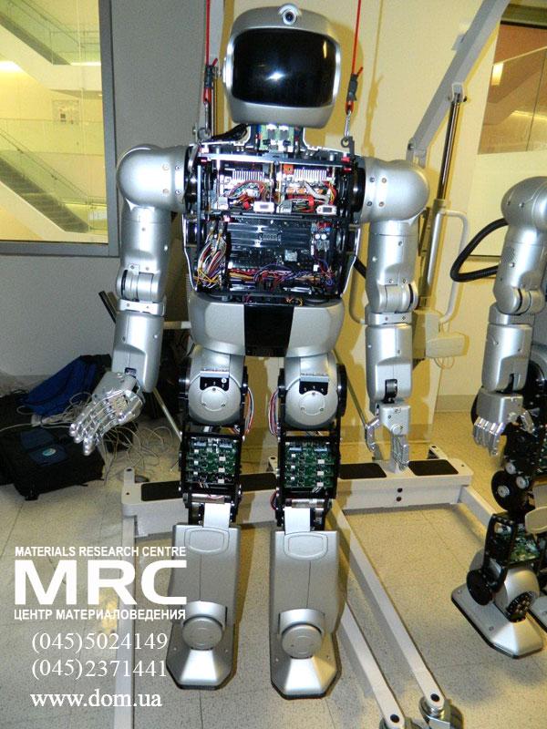 роботы HUBO, исследовательская группа Юрия Гогоци