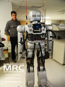 роботы HUBO