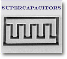Computational modeling of carbon supercapacitors