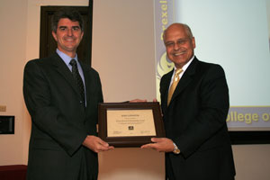 The highest Drexel University Award 2009