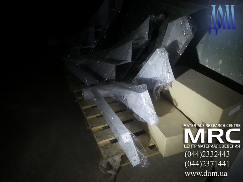 секции винтовой лестницы