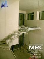 Установка металлоконструкции на объекте