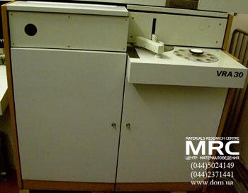 Рентгено-флюороресцентный микроанализатор