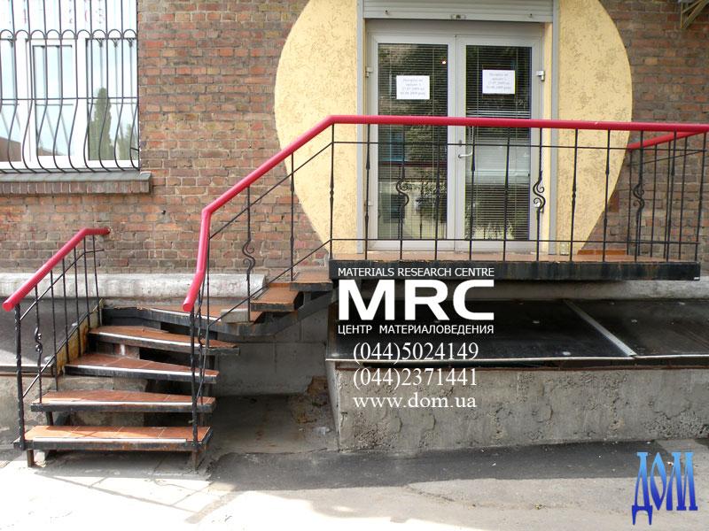 входные лестницы из металла москва