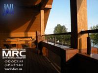ограждение балконов и террас