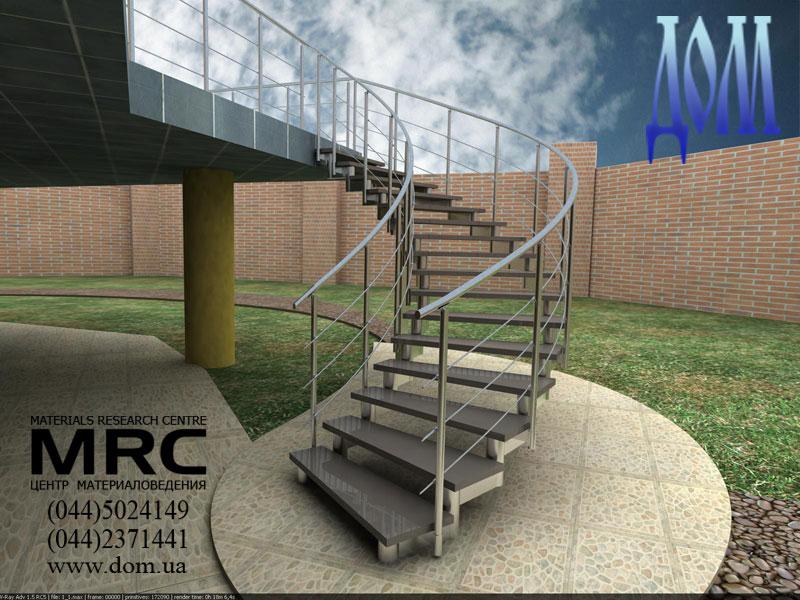 Спіральні сходи