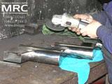 Шліфовка виробів із неіржавіючої сталі