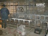 Виготовлення стійок металевої ферми