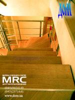 Лестница двухкосоурная