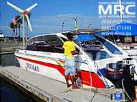 Ветрогенераторы на яхтах, судах